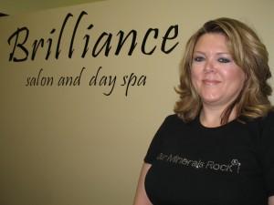 Brilliance Salon and Day Spa Gresham Oregon Lori Anderson