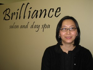 Brilliance Salon and Day Spa Nu Tran Thai Gresham Oregon